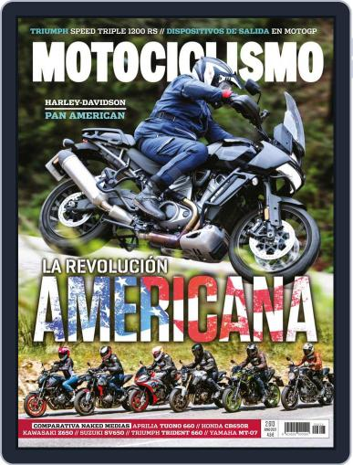 Motociclismo Magazine (Digital) June 1st, 2021 Issue Cover