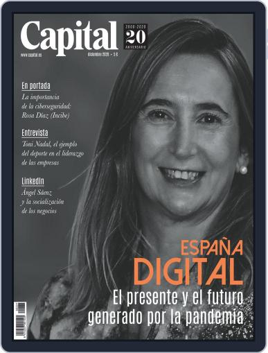 Capital Spain Magazine (Digital) December 1st, 2020 Issue Cover