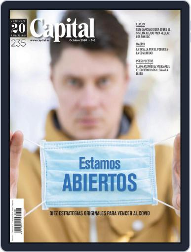 Capital Spain Magazine (Digital) October 1st, 2020 Issue Cover