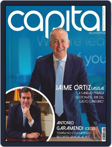 Capital Spain Magazine (Digital) March 1st, 2021 Issue Cover