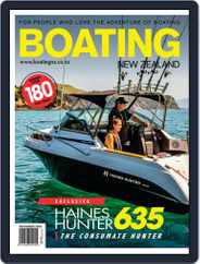 Boating NZ Magazine (Digital) Subscription November 1st, 2020 Issue