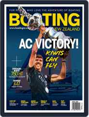 Boating NZ Magazine (Digital) Subscription April 1st, 2021 Issue