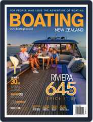 Boating NZ Magazine (Digital) Subscription July 1st, 2021 Issue