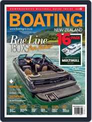 Boating NZ Magazine (Digital) Subscription November 1st, 2021 Issue