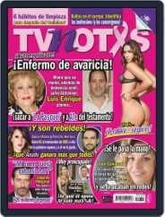 TvNotas Magazine (Digital) Subscription October 20th, 2020 Issue