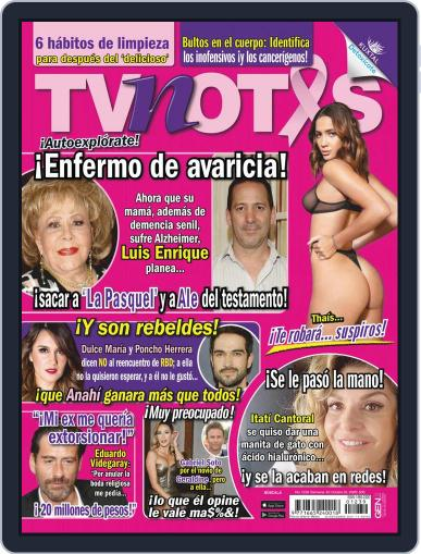 TvNotas Magazine (Digital) October 20th, 2020 Issue Cover