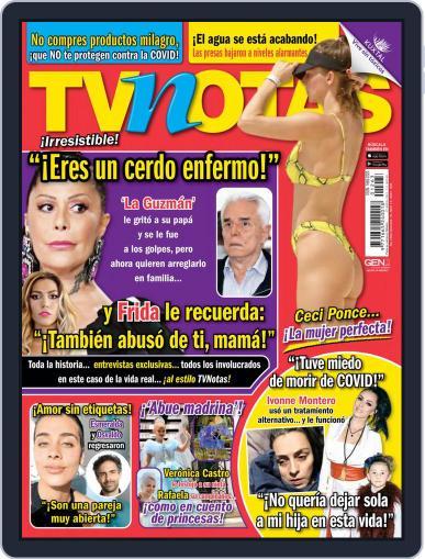 TvNotas Magazine (Digital) April 13th, 2021 Issue Cover