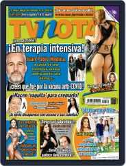 TvNotas Magazine (Digital) Subscription August 3rd, 2021 Issue