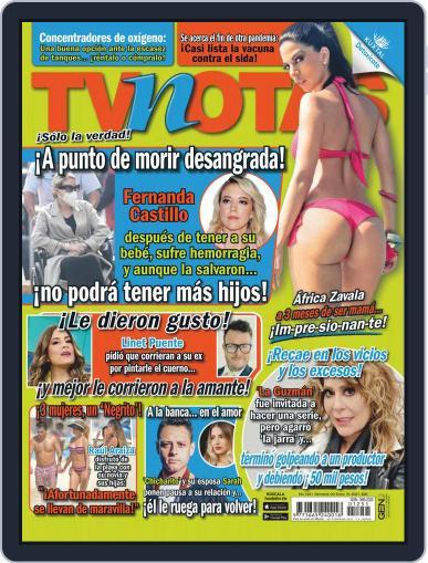 TvNotas Magazine (Digital) January 19th, 2021 Issue Cover