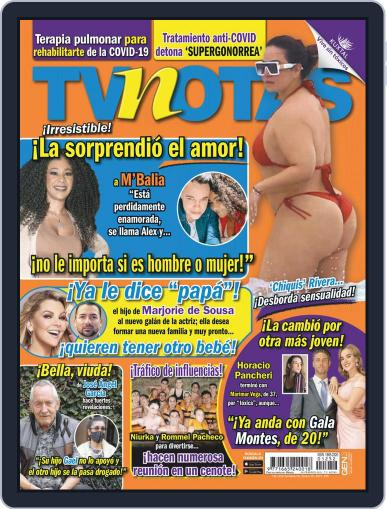 TvNotas Magazine (Digital) January 26th, 2021 Issue Cover