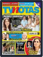 TvNotas Magazine (Digital) Subscription July 20th, 2021 Issue