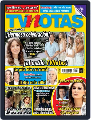 TvNotas Magazine (Digital) July 20th, 2021 Issue Cover