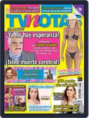 TvNotas Magazine (Digital) Subscription October 12th, 2021 Issue