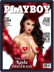 Playboy South Africa Magazine (Digital) Subscription February 1st, 2021 Issue