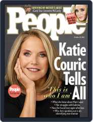 People Magazine (Digital) Subscription October 25th, 2021 Issue