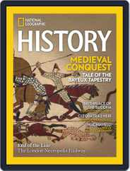 National Geographic History Magazine (Digital) Subscription September 1st, 2020 Issue