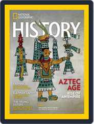 National Geographic History Magazine (Digital) Subscription July 1st, 2021 Issue