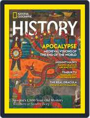 National Geographic History Magazine (Digital) Subscription September 1st, 2021 Issue
