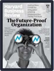 Harvard Business Review Magazine (Digital) Subscription September 1st, 2021 Issue