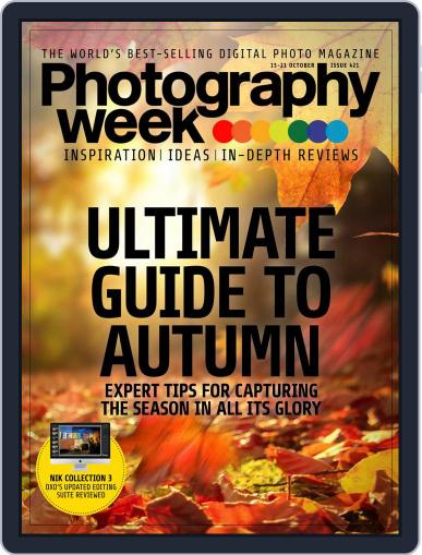 Photography Week Magazine (Digital) October 15th, 2020 Issue Cover