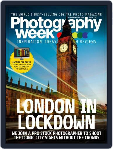 Photography Week Magazine (Digital) February 25th, 2021 Issue Cover