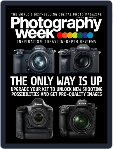 Photography Week Magazine (Digital) July 22nd, 2021 Issue Cover
