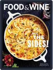 Food & Wine Magazine (Digital) Subscription November 1st, 2020 Issue