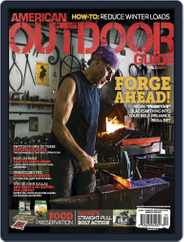American Outdoor Guide Magazine (Digital) Subscription October 1st, 2021 Issue