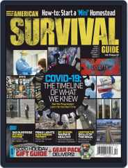 American Survival Guide Magazine (Digital) Subscription December 1st, 2020 Issue