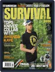American Outdoor Guide Magazine (Digital) Subscription July 1st, 2021 Issue