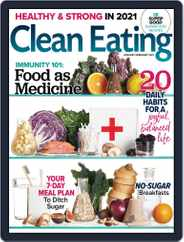 Clean Eating Magazine (Digital) Subscription January 1st, 2021 Issue