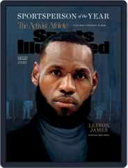Sports Illustrated Magazine (Digital) Subscription December 10th, 2020 Issue