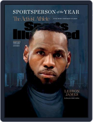 Sports Illustrated Magazine (Digital) December 10th, 2020 Issue Cover