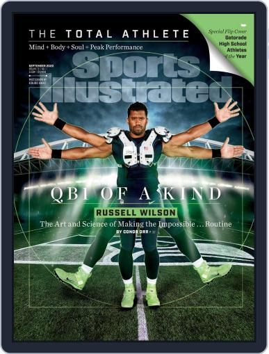 Sports Illustrated Magazine (Digital) September 1st, 2020 Issue Cover