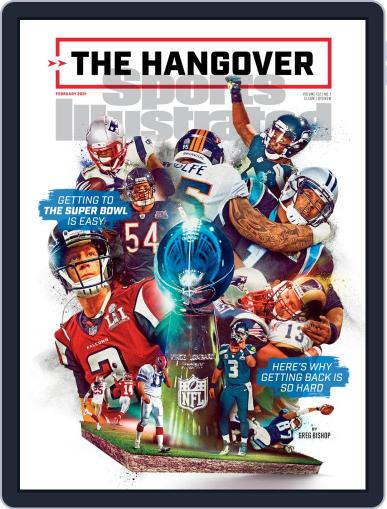 Sports Illustrated Magazine (Digital) February 1st, 2021 Issue Cover
