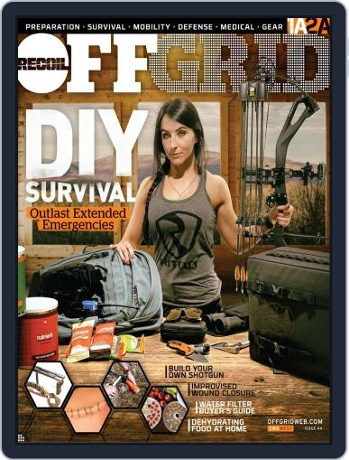 RECOIL OFFGRID Magazine (Digital) August 1st, 2021 Issue Cover