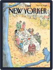 The New Yorker Magazine (Digital) Subscription November 30th, 2020 Issue