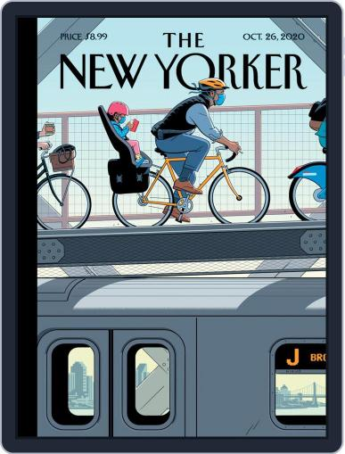 The New Yorker Magazine (Digital) October 26th, 2020 Issue Cover