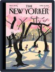 The New Yorker Magazine (Digital) Subscription April 19th, 2021 Issue