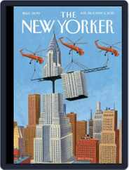 The New Yorker Magazine (Digital) Subscription April 26th, 2021 Issue