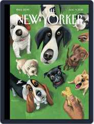 The New Yorker Magazine (Digital) Subscription August 9th, 2021 Issue