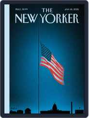 The New Yorker Magazine (Digital) Subscription January 18th, 2021 Issue