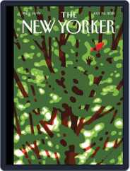 The New Yorker Magazine (Digital) Subscription July 26th, 2021 Issue