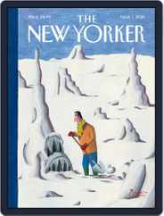 The New Yorker Magazine (Digital) Subscription March 1st, 2021 Issue