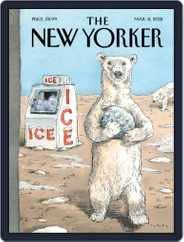 The New Yorker Magazine (Digital) Subscription March 8th, 2021 Issue