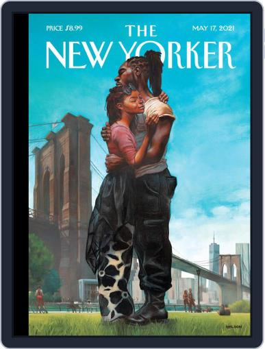 The New Yorker Magazine (Digital) May 17th, 2021 Issue Cover