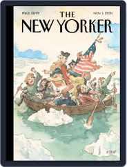 The New Yorker Magazine (Digital) Subscription November 1st, 2021 Issue