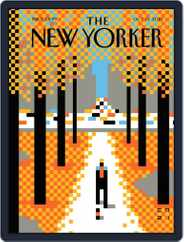 The New Yorker Magazine (Digital) Subscription October 18th, 2021 Issue