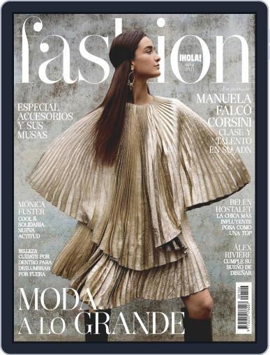 ¡HOLA! FASHION Magazine (Digital) April 1st, 2021 Issue Cover
