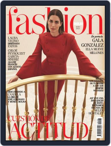 ¡HOLA! FASHION Magazine (Digital) May 1st, 2021 Issue Cover